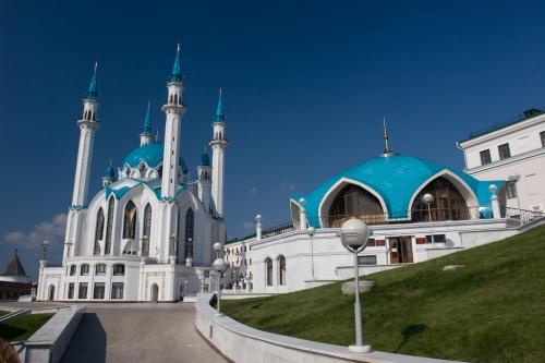 Kompleks Masjid Raya Kazan